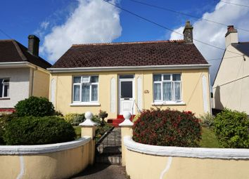 Thumbnail 2 bed detached bungalow for sale in Penwithick Road, St. Austell