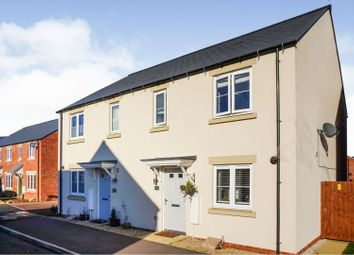 Thumbnail 3 bed semi-detached house for sale in Songthrush Road, Banbury