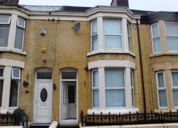 Thumbnail 3 bedroom property to rent in Albert Edward Road, Kensington, Liverpool