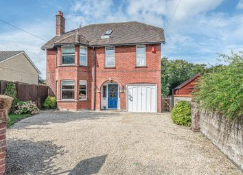 Thumbnail 6 bed detached house for sale in Station Road, Purton, Swindon