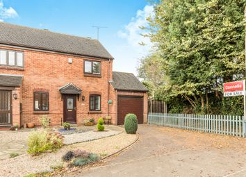 Thumbnail 2 bed end terrace house for sale in The Furrows, Southam