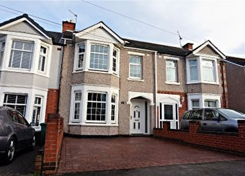Thumbnail 4 bedroom terraced house for sale in Addison Road, Coventry