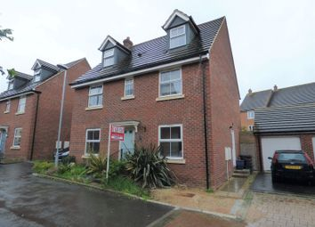 Thumbnail 5 bed detached house for sale in Mona Avenue Kingsway, Quedgeley, Gloucester