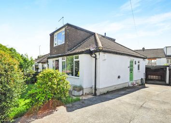 Thumbnail 3 bedroom semi-detached bungalow for sale in Hillside Avenue, Guiseley, Leeds