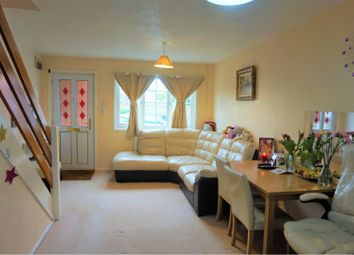 Thumbnail 2 bed terraced house to rent in Cumbria Close, Dunstable
