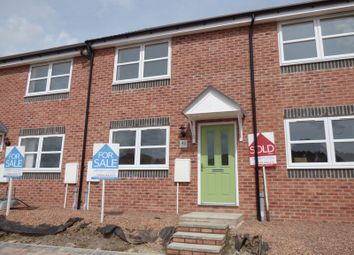 Thumbnail 2 bed end terrace house for sale in Edmunds Way, Cinderford