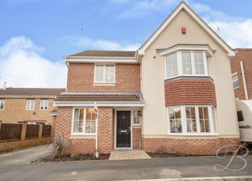4 bed detached house for sale in Garnet Close, Mansfield NG18