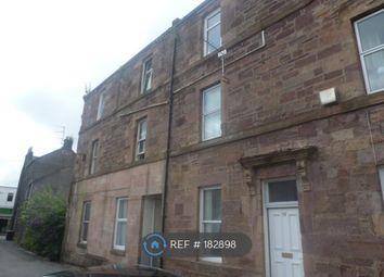 Thumbnail 1 bedroom flat to rent in Castle Street, Maybole