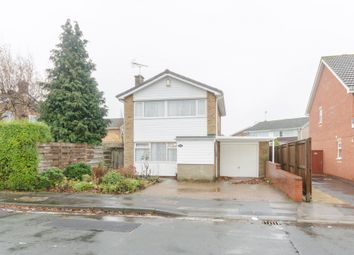 Thumbnail 3 bedroom detached house for sale in Slessor Road, York