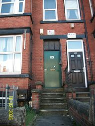 Thumbnail 1 bedroom flat to rent in Brudenell Road, Hyde Park, Leeds