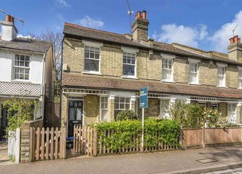 Thumbnail 3 bed end terrace house for sale in First Cross Road, Twickenham