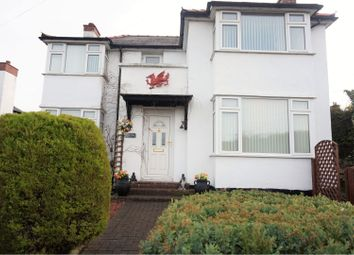 Thumbnail 4 bed detached house for sale in Grove Road, Denbigh