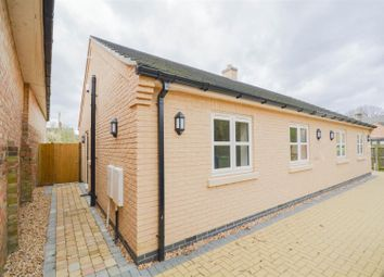 Thumbnail 2 bed semi-detached bungalow for sale in Whitmore Street, Whittlesey, Peterborough