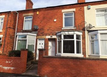 Thumbnail 2 bed terraced house for sale in Francis Street, Mansfield
