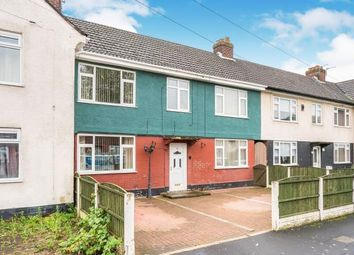 Thumbnail 3 bed terraced house for sale in Browning Avenue, Widnes, Cheshire