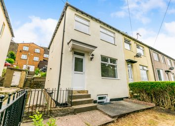 Thumbnail 3 bed end terrace house for sale in Plane Tree Nest, Halifax