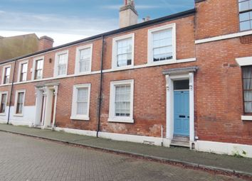 Thumbnail 3 bed terraced house for sale in Arboretum Street, Derby