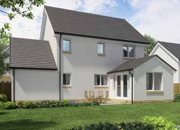 Thumbnail 4 bed detached house for sale in Holmhead Gardens Hospital Road, Cumnock, East Ayrshire