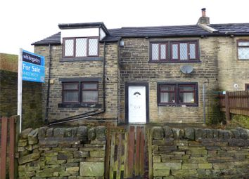 Thumbnail 3 bedroom end terrace house for sale in Clough Lane, Mixenden, Halifax