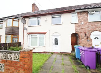 Thumbnail 3 bed end terrace house for sale in Abdale Road, Liverpool, Merseyside