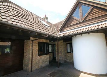 Thumbnail 2 bed terraced house to rent in College Farm Court, Fen Drayton