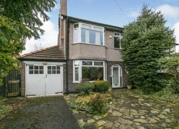 Thumbnail 3 bed semi-detached house for sale in Glenwood Drive, Wirral, Merseyside