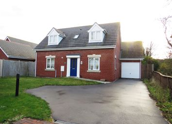 Thumbnail 4 bed detached house for sale in Winceby Close, Wisbech