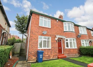 Thumbnail 2 bedroom flat to rent in Strathmore Road, Gosforth, Newcastle Upon Tyne