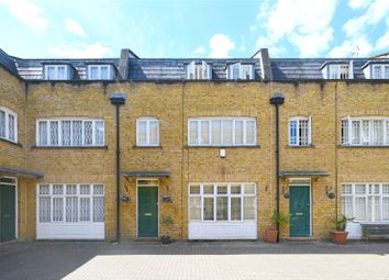 Walpole Mews, St. John's Wood, London NW8. 2 bed mews house