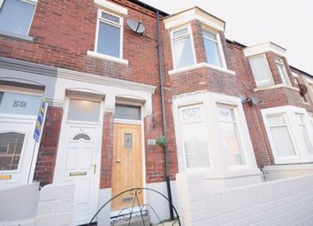 Thumbnail 3 bed flat to rent in Brownlow Road, South Shields