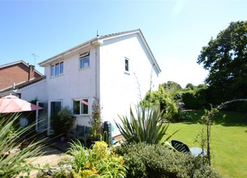Thumbnail 3 bed end terrace house for sale in Meadow Park, Ipplepen, Newton Abbot, Devon