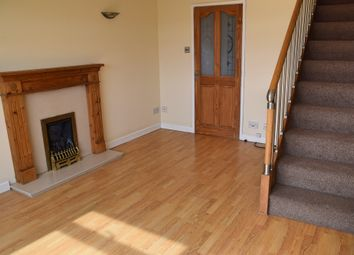 Thumbnail 2 bed semi-detached house to rent in Rennie Crescent, Cheddleton, Leek