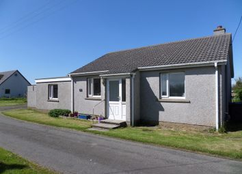 Thumbnail 2 bed detached bungalow for sale in Brough, Thurso