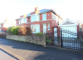 Thumbnail 4 bed semi-detached house for sale in Fleetwood Road, Fleetwood