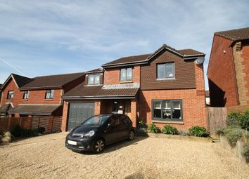 Thumbnail 4 bed detached house for sale in The Kennels, Ivybridge