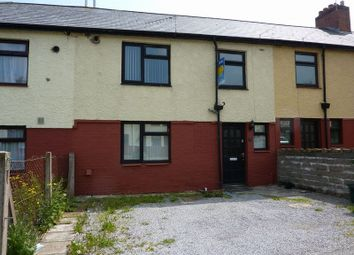 Thumbnail 3 bed terraced house to rent in First Avenue, Trecenydd, Caerphilly