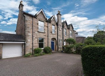 Thumbnail 4 bed semi-detached house for sale in Fountain Road, Bridge Of Allan, Stirlingshire