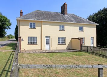 Thumbnail 4 bed semi-detached house to rent in Bowerchalke, Salisbury