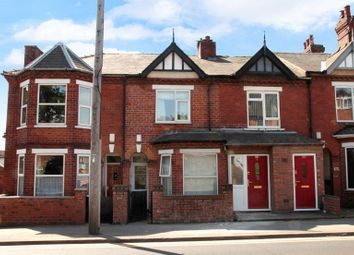 Thumbnail 3 bed flat to rent in Monks Road, Lincoln