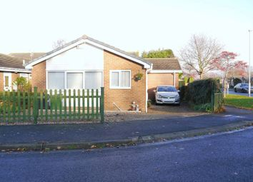 Thumbnail 2 bed detached bungalow for sale in Woburn Drive, Bedlington