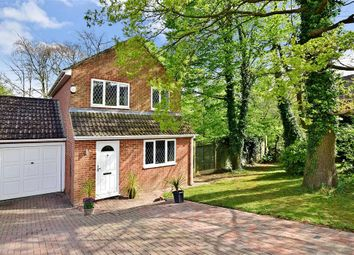 Thumbnail 3 bed detached house for sale in Papion Grove, Walderslade Woods, Chatham, Kent
