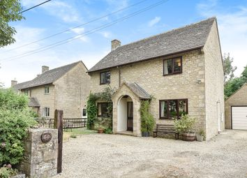 Thumbnail 4 bed detached house for sale in Shipton Moyne, Tetbury