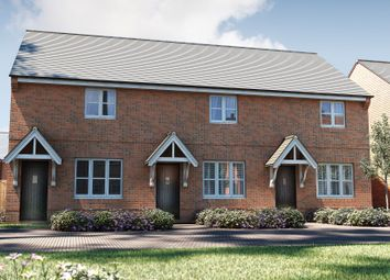 "Thumbnail 2 bed semi-detached house for sale in ""The Hindhead"" at Witney Road, Kingston Bagpuize, Abingdon"