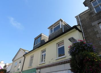 Thumbnail 2 bed flat to rent in Causewayhead, Penzance