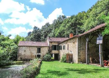 Thumbnail 8 bed country house for sale in Moutardon, Charente, France