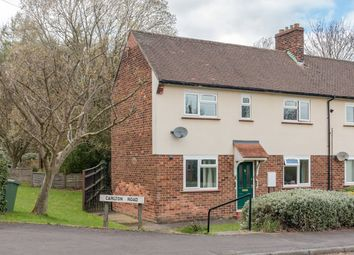 Thumbnail 2 bed semi-detached house for sale in Carlton Road, Catterick Garrison