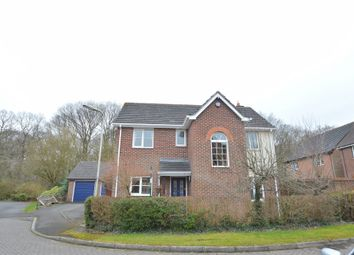 Thumbnail 4 bed detached house to rent in Sir Galahad Road, Chandler's Ford, Eastleigh