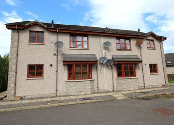 Thumbnail 2 bedroom flat to rent in Bain Road, Linkwood, Elgin