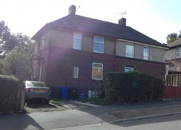 Thumbnail 2 bedroom semi-detached house for sale in Browning Road, Sheffield