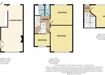Thumbnail 4 bedroom semi-detached house to rent in Wentworth Close, Farnborough, Orpington